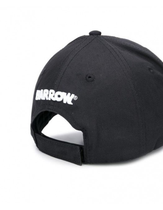 Sapca Barrow, Black, Logo frontal - 26676110UNI