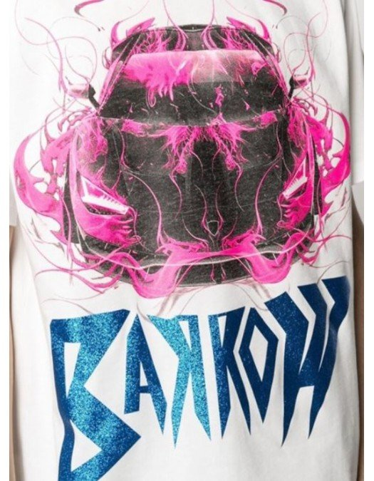 TRICOU BARROW , Print colorat, Bumbac - 28392002