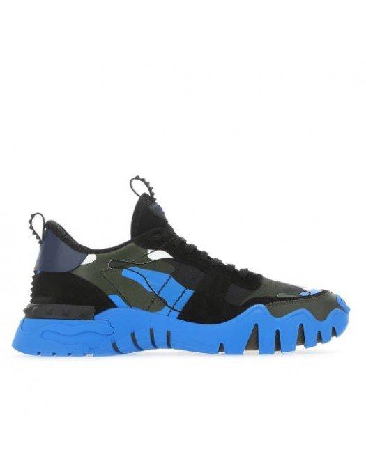 Sneakers Valentino, Imprimeu colorat - 0C88NPG55X