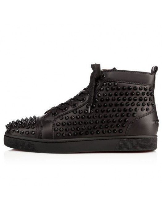 Sneakers CHRISTIAN LOUBOUTIN, Piele, Inchidere cu sireturi - 1101083B049