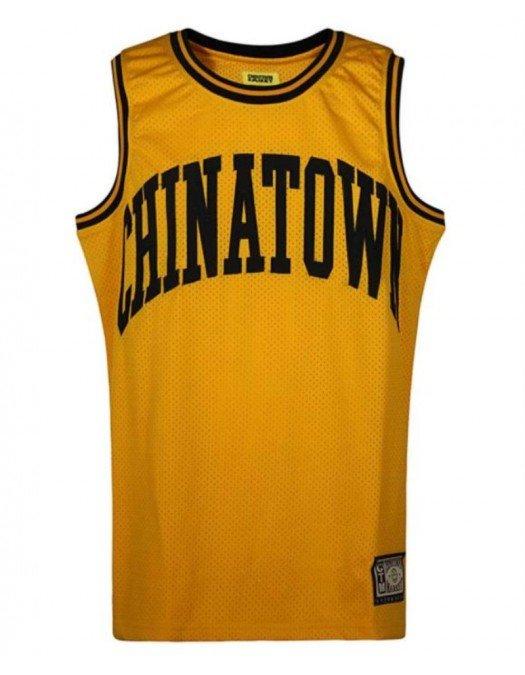 TRICOU Chinatown Market, Smiley Basketball Yellow - 1690007YELLOW
