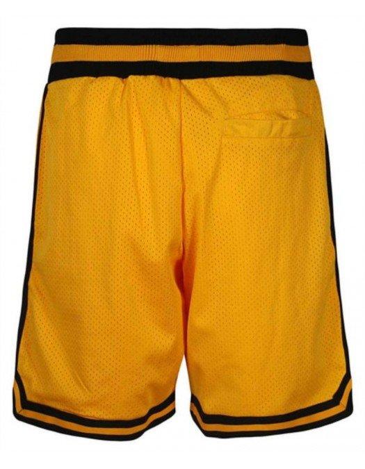 Pantaloni Scurti Chinatown Market, Yellow, Black Logo - 1880002YLLW