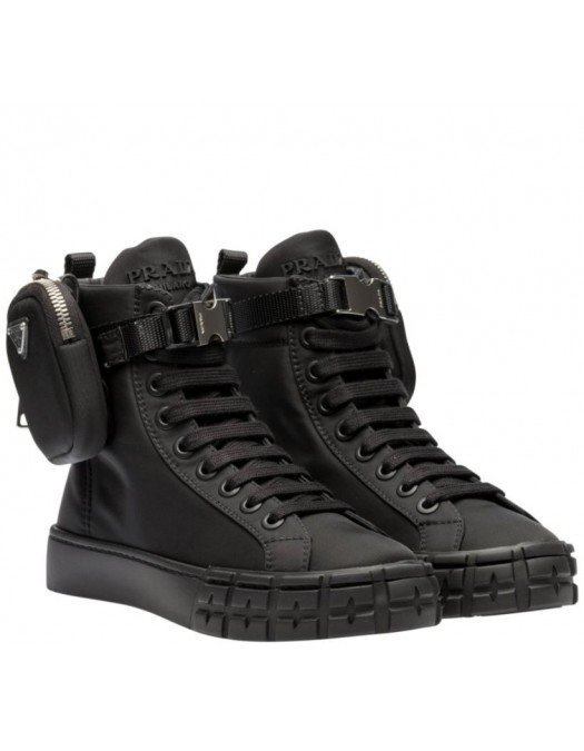 Sneakers Prada, Wheel Black 1T551M3LFVF0002 - 1T551M3LFVF0002