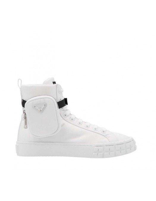 Sneakers Prada, Wheel White - 1T551M3LFVF0009