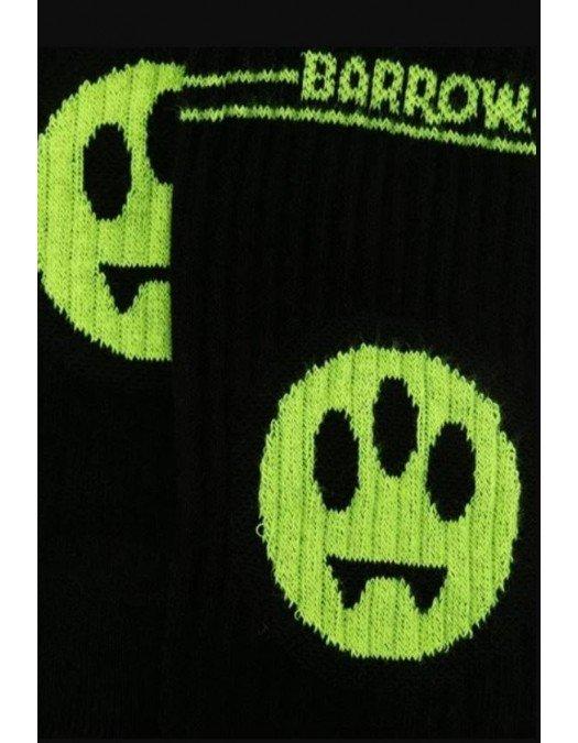 SOSETE Barrow, Smiley Print, Black - 26680110