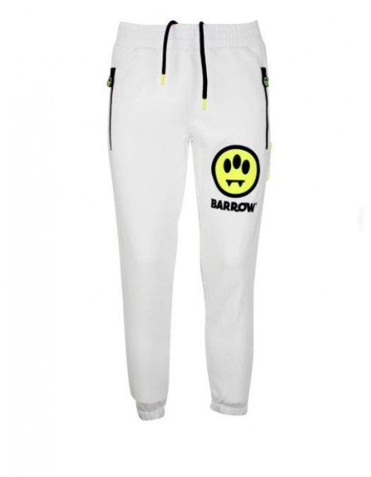 Pantaloni Barrow, Bumbac, Logo Atasat - 28014002