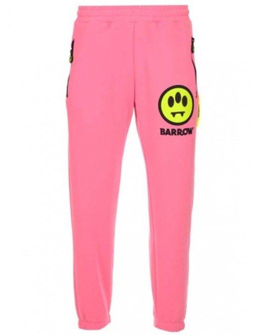 PANTALON BARROW, Pink, Logo colorat - 28014045