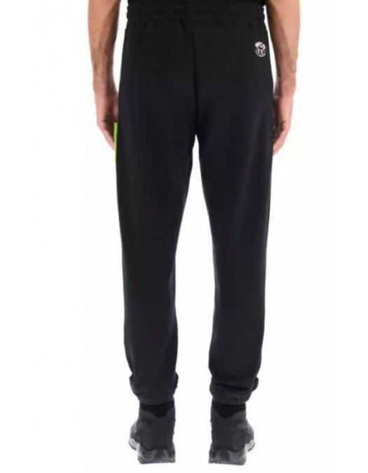Pantaloni Barrow, Black, Logo Atasat