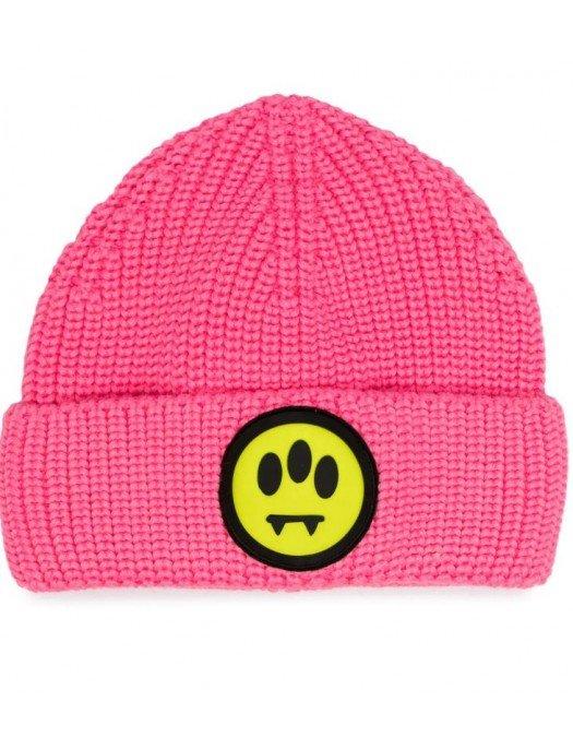 Caciula Barrow, Pink, Logo Frontal - 28032134