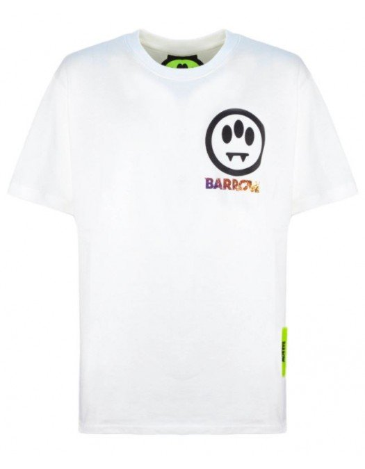 TRICOU BARROW, Bumbac, Imprimeu colorat - 29136002