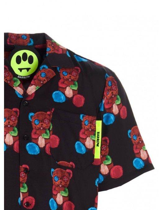 Camasa BARROW, Tedy Bear Print, Unisex - 29149200