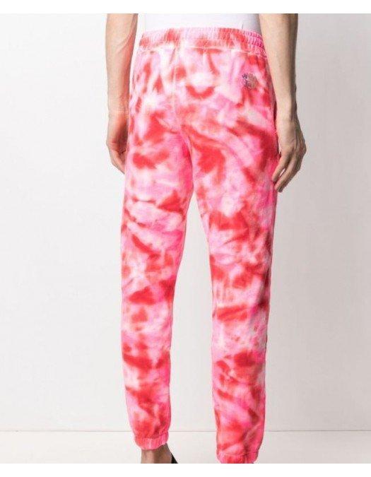 Pantaloni Barrow, Logo Colorat, Roz - 29297045