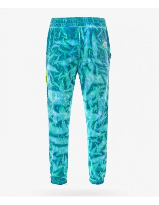 Pantaloni Barrow, Logo Colorat, Albastru - 29297114