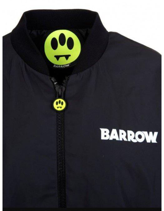 Jacheta  BARROW, Black with Zip - 29433110