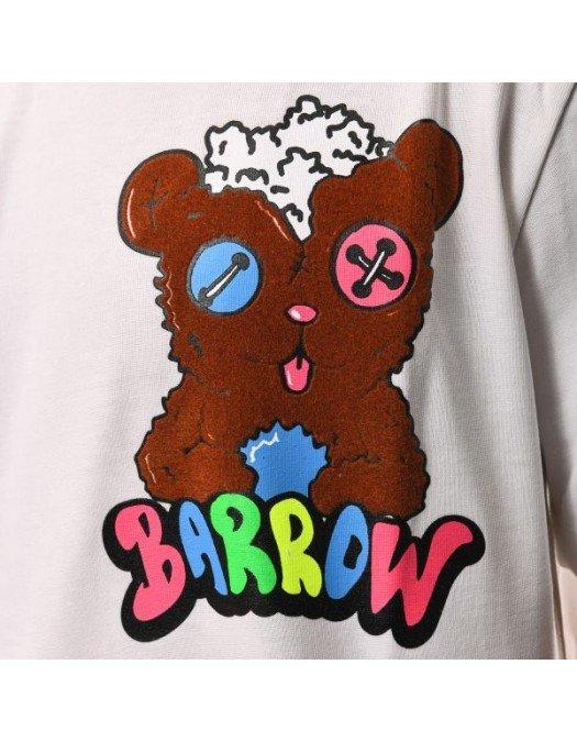 TRICOU BARROW, Crazy Tedy Bear Print, Alb - 29928002