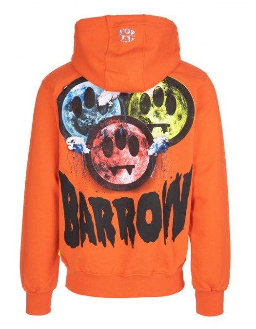 Hanorac Barrow, Logo Colorat, Portocaliu - 29945030