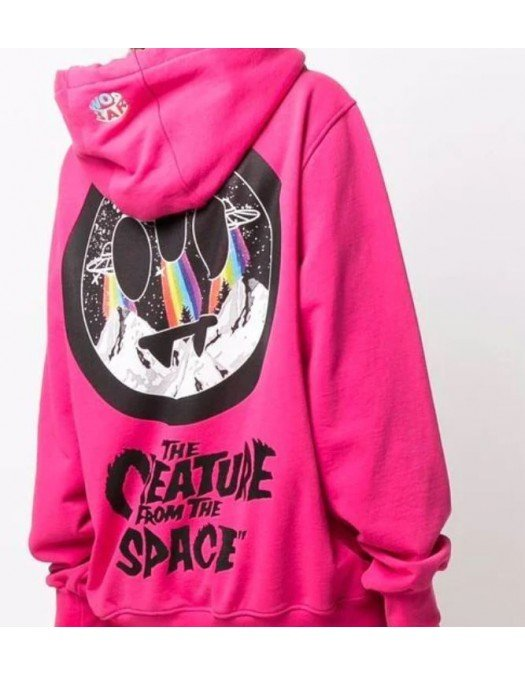 """Hanorac Barrow,  Unisex Black """"The Creature From The Space - 29949110"""