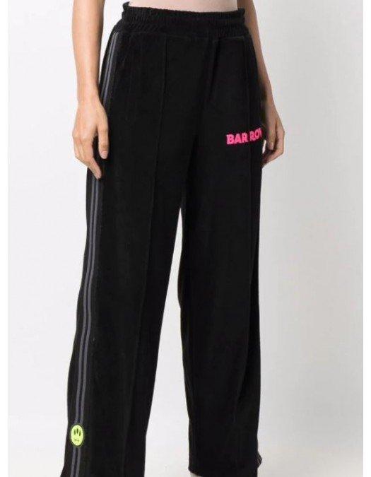 Pantaloni Barrow, Logo Smiley, Black - 30079110