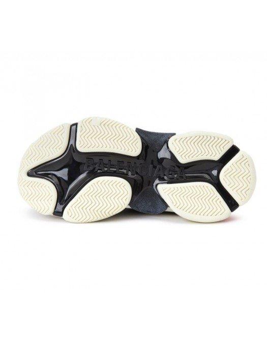 Sneakers Balenciaga, Roz, Logo atasat -