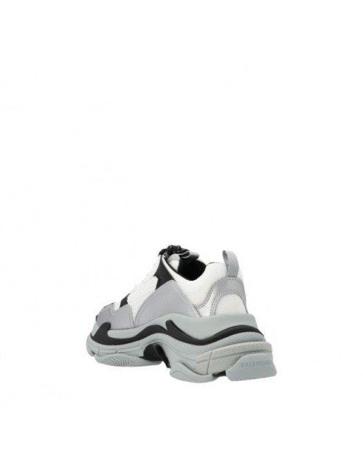 Sneakers BALENCIAGA,'Triple S' lace-up laminated - 524039W2FS51250