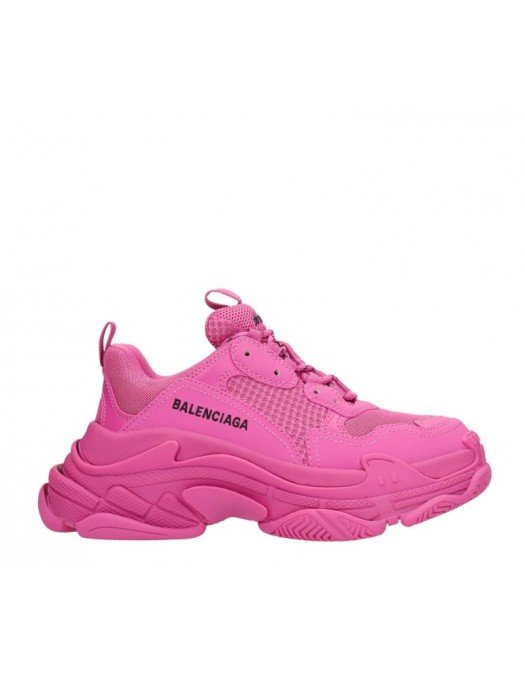 SNEAKERS BALENCIAGA , Mix de materiale, Roz - 524039W2FW15542