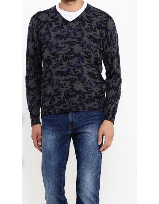 Bluza TRUSSARDI, Imprimeu All Over - 52M99117- Bluze Barbati