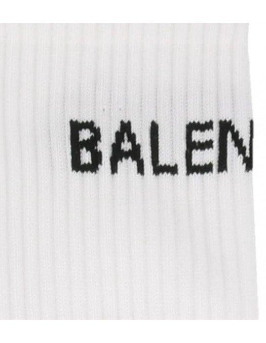Sosete Balenciaga, Imprimeu brand - 530580472B460