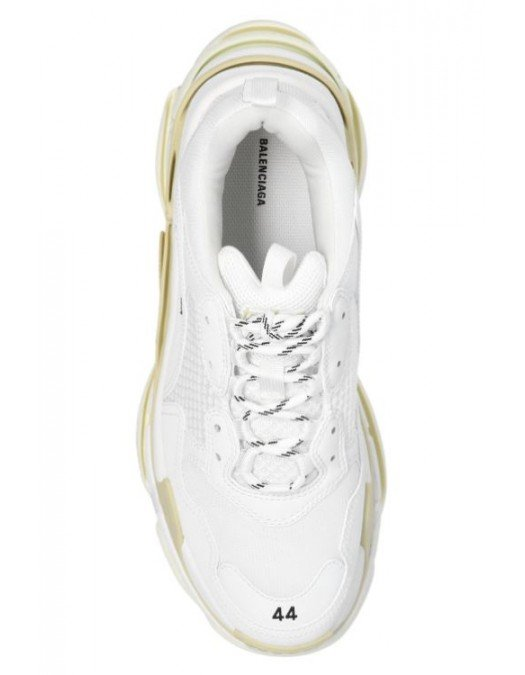 Sneakers Balenciaga, White, Triple S - 534217W2CA190