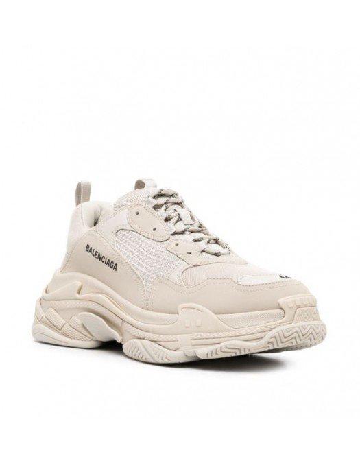 Sneakers BALENCIAGA Beige, Leather - 536737W2FW19700