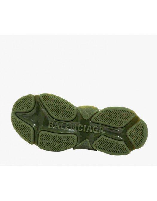 Sneakers Balenciaga, Kaki, Triple S - 541624W2GA12325