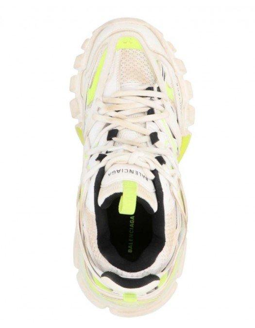 Sneakers Balenciaga, Track Trainers, Galben - 542436W1GB271