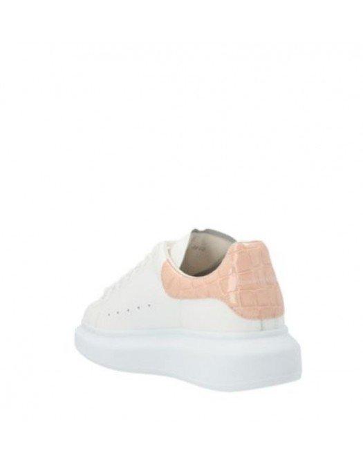 Sneakers ALEXANDER MCQUEEN, 553770WHXMY9397 Insertie Roz Croco - 553770WHXMY9397