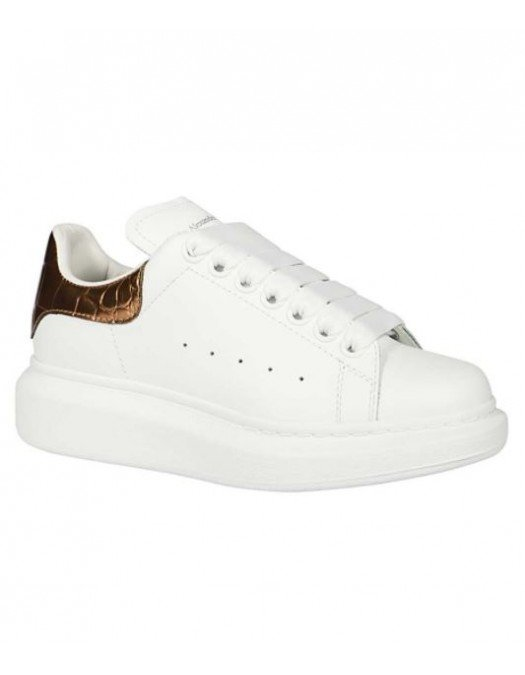 Sneakers Alexander Mcqueen, Piele, Oversized - 553770WHYBQ53
