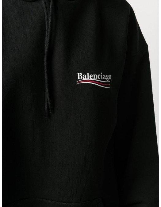 HANORAC BALENCIAGA, Logo Colorat - 578135TIV5370