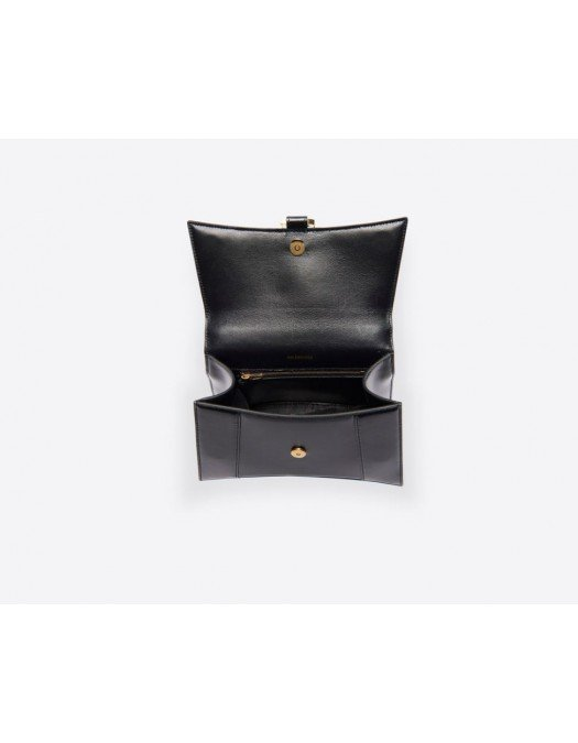 Geanta Balenciaga, Insertie metalica logo - 5935461QJ4M00UNI