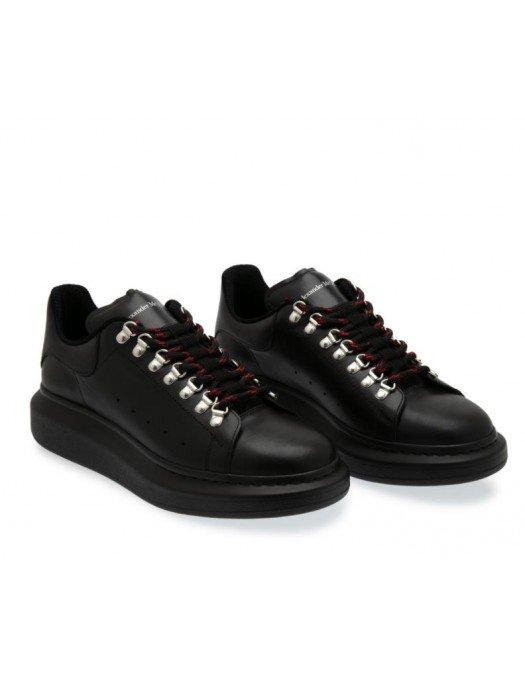 Sneakers Alexander Mcqueen, Insertie Logo, Negru - 604248WHRWA00
