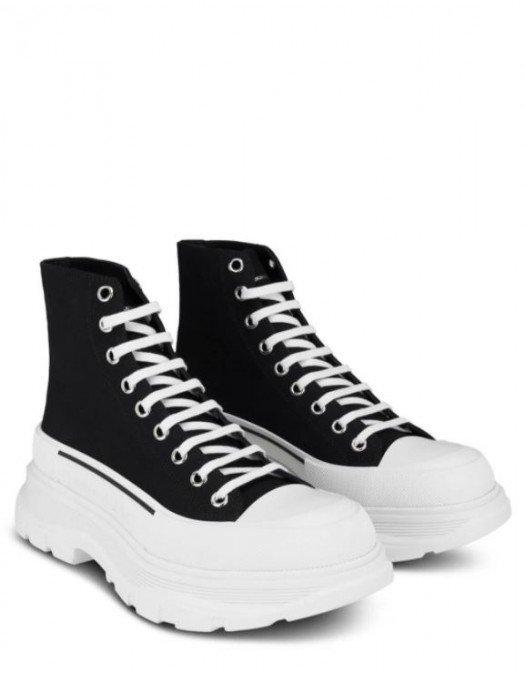 Sneakers Alexander Mcqueen, Tread Slick Boots - 604254W4L321070