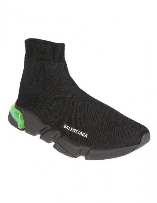 SNEAKERS BALENCIAGA SPEED, Green Black - 607544W2DBL1171