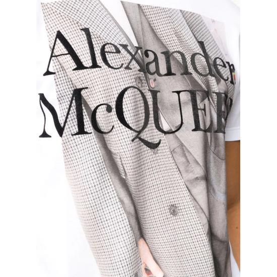 TRICOU ALEXANDER MCQUEEN - 624171QPZ6100