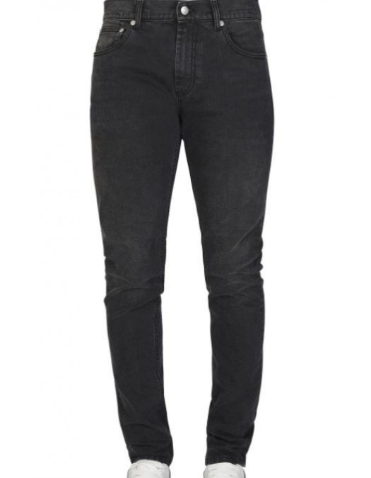 Jeans Alexander Mcqueen, Stretch Jeans, Gri - 624200QPY7701