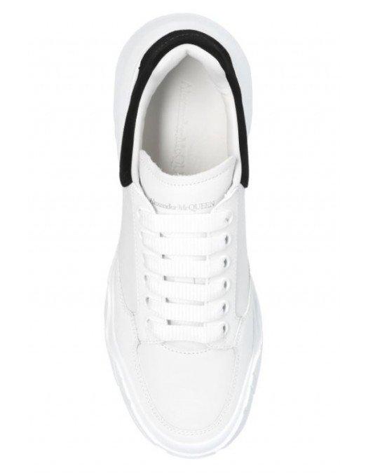 Sneakers Alexander Mcqueen, Insertie logo, Alb - 633915WHZ9661