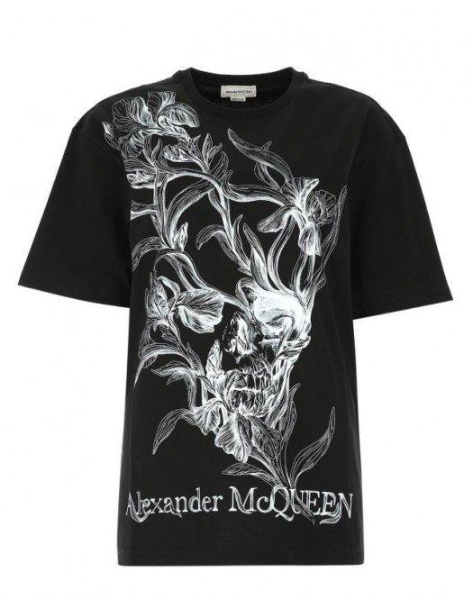 TRICOU ALEXANDER MCQUEEN - 634212QZABT00