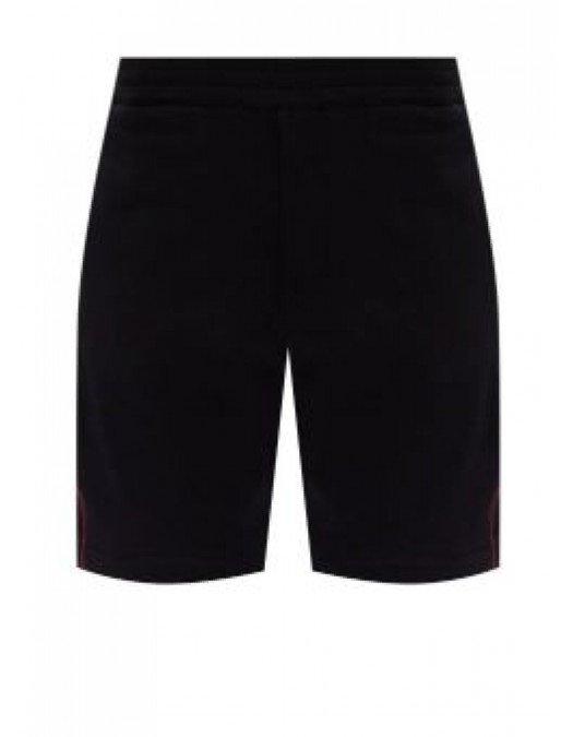 Pantaloni Scurti Alexander Mcqueen, Logo Atasat - 642668QQX751000