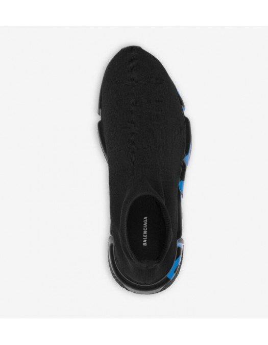 SNEAKERS BALENCIAGA, Speed Black Blue - 645334W2DB71140