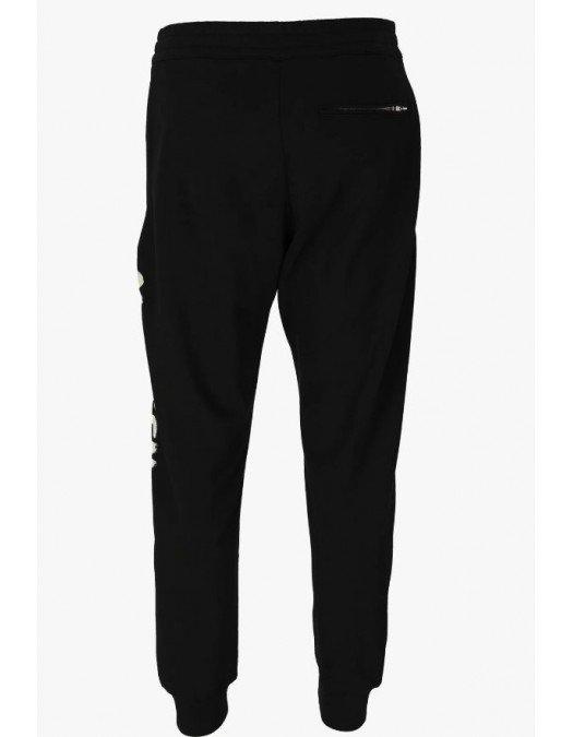 Pantaloni ALEXANDER MCQUEEN, White print - 662580QRZ710901