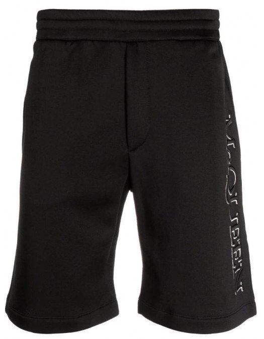 Pantaloni Scurti Alexander Mcqueen, Insertie logo - 662588QRZ740901