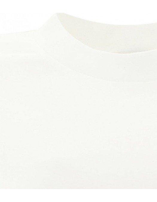 Tricou  ALEXANDER MCQUEEN, Insertie Logo - 665630QLAAA9000O