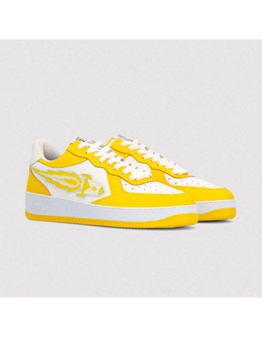 Sneakers ENTERPRISE JAPAN, Low Sneaker, Yellow - BB1017P010200004