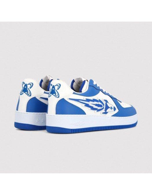 Sneakers ENTERPRISE JAPAN, Blue, Leather - BB1017P010200009