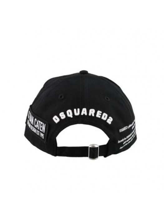 SAPCA DSQUARED2, ICON  PIECES OF THE DSQUARED2 Brand - BCM029005C00001M063